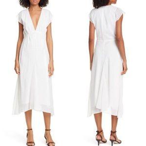NEW Joie Shaeryl Midi Dress